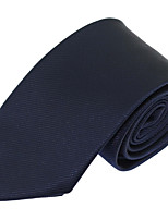 Adult Men Business Casual Neck Tie Polyester Silk