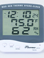 Ktj Electronic Thermometer Digital Display Temperature And Humidity Table