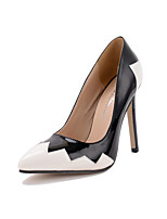 Women's Shoes New Arrival Slip-on Assorted Colors Heels/Pumps Pointed Toe Stiletto Heels Party/Dress/Casual Heels Black