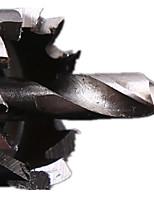 Скамья дрель дрель поддержки вспомогательных частей открыты отверстия сверла