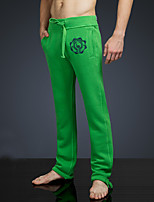 LOVEBANANA Men's Active Pants Green-34063