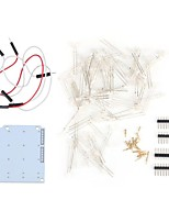 4x4x4 Light Cube Shield Kit for pcDuino/Arduino
