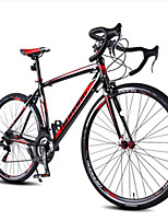 XHING Fixed Gear Bikes 21-Speed 26-Inch