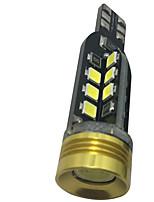 2pcs 30w 2007-2011 année vw Magotan lampe LED de plaque d'immatriculation peut-bus lampe led largeur led lampe de lecture