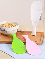 Creative Spoon Fish Can Be Vertical Type Not Sticky Rice Spoon Scoop Fish Standing Spoon