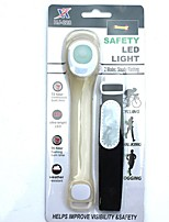 Bike Lights / Safety Lights LED / Laser - Cycling Small Size / Easy Carrying / Wireless AAA 20 Lumens BatteryBlue / Red / Green / Cool
