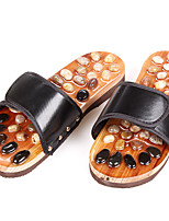 Women's Slippers & Flip-Flops Summer Slingback Leatherette Casual Flat Heel Others Black Red Others