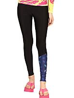 Sport Damen Strumpfhosen/Lange Radhose / Unten Taucheranzug UV-resistant / Sanft / Sonnenschutz Dive Skins Under 1.5 mm SchwarzS / M / L