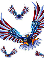 The Hood Door Spare Tire Body Decoration Stickers American Eagle Eagle Sticker Set R409