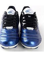 zhenzu/ Men's Football Sneakers Spring / Autumn Wearproof Shoes Green / Red / Blue