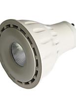 8 GU10 LED-spotlampen MR16 1 COB 550 lm Warm wit / Koel wit Dimbaar AC 220-240 / AC 110-130 V 1 stuks