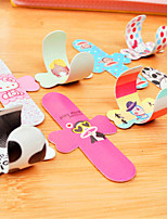 Cartoon Lazy Mobile Phone U Type Mobile Phone Support Bracket Sweet Paste Type Universal Bedside Clip