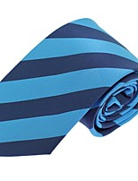Classic Adult Men Wedding Party Polyester Silk Casual Neck Tie