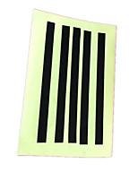 черный замедлитель ацетат ткань ленты ацетат ткань изоляционной лентой затенение десять пакет