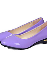 Women's Flats Spring / Fall / Winter Comfort Leatherette Outdoor / Casual Flat Heel Others Others