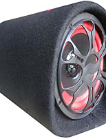 10-Zoll-Tunnel-Typ Kreis 12v24v220v Auto Auto-Subwoofer aktiv Lautsprecherverstärker schlank