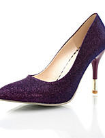 Women's Heels Spring / Summer / Fall Basic Pump / Comfort Glitter Wedding / Office & Career / CasualStiletto