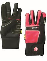 Men'S Motorcycle Racing Full Finger Riding Gloves Outdoor Anti Shock Wear Full Finger Gloves