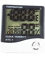 Digital Display Hygrometer Triple