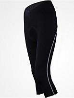 Sport Fahrrad 3/4 Hosen Damen Atmungsaktiv / Rasche Trocknung / Komfortabel Fahhrad 3/4 Strumpfhosen/Corsaire Coolmax KlassischÜbung &