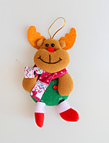 Snowman Bear Elk Ornament Christmas Classical Tree Decoration Home Decor