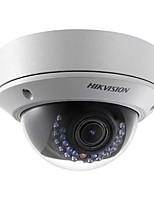 Hikvision DS-CMOS 2cd2720f-i de 2.0 megapíxeles 1 / 2.7 Cámara de red tipo cúpula