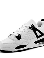 Men's Athletic Shoes Spring / Summer / Fall / Winter Comfort Microfibre Athletic / Casual Flat Heel Lace-up