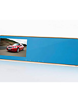 1080p Rear View Mirror Metal Frame Double Camera