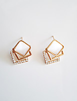 Earring Geometric,Jewelry 1 pair Fashionable / Personality Alloy Gold Wedding / Party / Daily / Casual / Sports