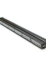 72LED Strip Double Strobe 216W Strip Bar Lamp 90.5CM Strobe Lights In The Roof