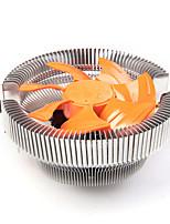 CPU теплоотвод мультиплатформенный охлаждающий вентилятор вентилятор охлаждения молчаливый