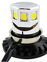 Motorcycle Headlight Led Lamp Retrofit Lamp 35W Built-6 Surface-Emitting Light Power Scooter Electric Car LED Headlights