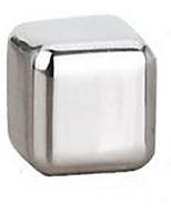 из нержавеющей стали кубики виски камни рок льда стеатитовая пить морозильник