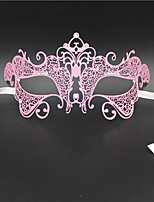 Halloween Party Costume Laser Cut Metal Masquerade Masks2003B1