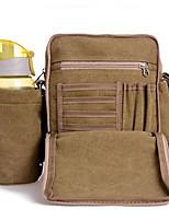 Men Canvas Casual Shoulder Bag