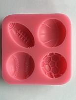 1 Выпечка Высокое качество / Экологичность / Новое поступление / Украшать торта / 3D Торты Пластик Формочки для выпечки