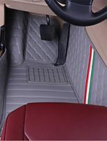 Форд Мустанг окружен специальной настройки роскошный коврик коврики кожаный салон ковров