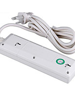 High-Quality Smart With A Row Of High-Power Multi-Functional Power Strip Inserted For Household Appliances