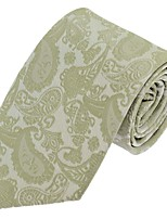 Wedding Party Men Casual Necktie Polyester Silk Tie