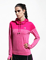 Running Tops Sweatshirt Women's Long Sleeve Breathable / Quick Dry / Lightweight Materials Polyester  Leisure Sports