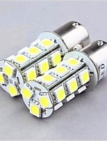 1156/1157 18 Lights 5050 Car LED Reversing Lamp Lights Brake Lights Often Bright And Burst Flash