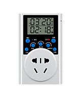 Multi Time Control Intermittent Cycle Timer Countdown Intelligent Socket