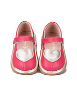 Loafers & Slip-Ons Spring Fall Light Up Shoes Suede Casual Flat Heel Magic Tape White Coral Walking