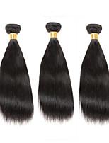 Cheap 8-12inch Virgin Hair 3Bundles 150g Unprocessed Brazilian Straight 100% Human Hair