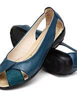 Athletic Low Heel Others Black / Blue / White / Orange Walking