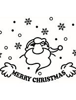Merry Christmas Wall Sticker Party Window Stickers Home Shop Store Chirstmas Decoration