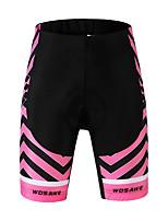 Wosawe® Cycling Padded Shorts Women's Waterproof / Breathable / Sweat-wicking Bike Shorts Spandex / Polyester Classic Cycling/Bike Summer