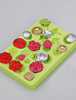 Comprehensive gem shape cake mold silicone mold chocolate acres