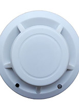 Smoke Detector with Sound And Light Alarm Mode And Low Power CMOS Microprocessor And 9V Battery Power Supply