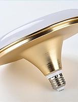 50W E26/E27 LED-pallolamput R80 100 SMD 5730 4500LM lm Kylmä valkoinen Koristeltu / Vedenkestävä AC 220-240 V 1 kpl